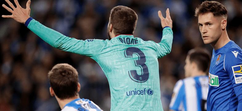 ¡Histórico! Barcelona se quejará formalmente ante La Liga por mal uso del VAR