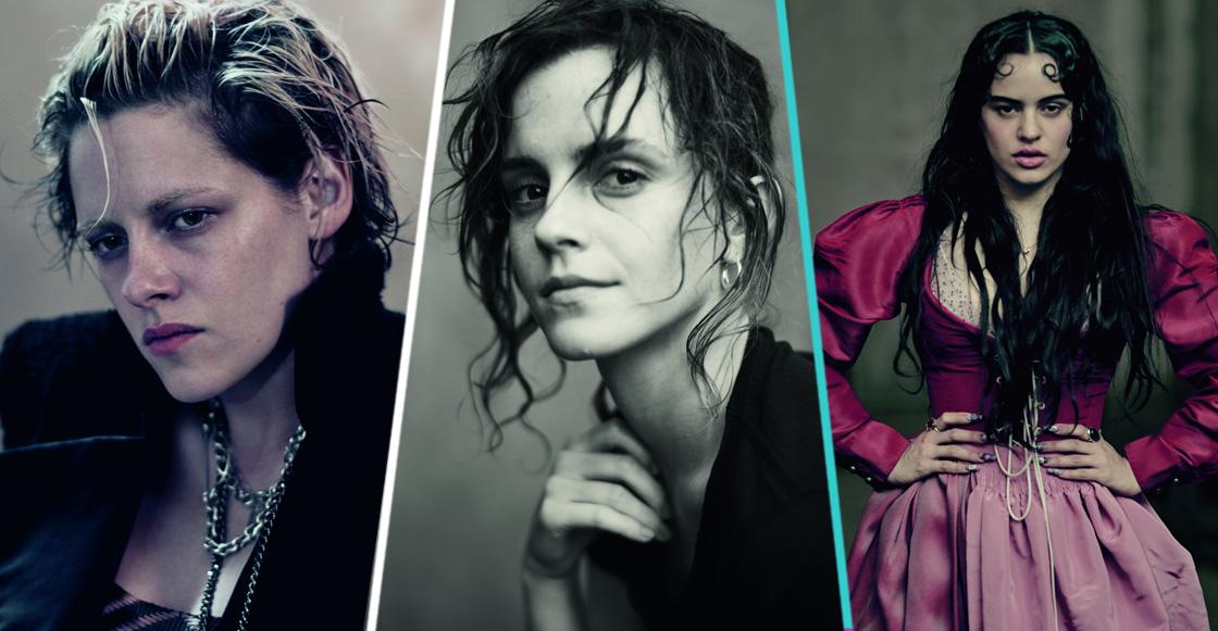 Rosalia Emma Watson Y Kristen Stewart Protagonizan El Espectacular Calendario Pirelli 2020