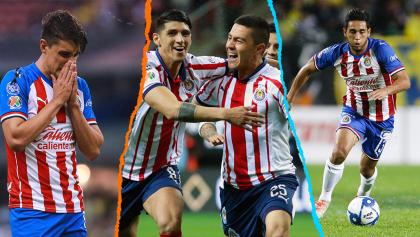 Unos llegan y otros... Chivas dio a conocer su lista de 7 transferibles