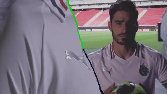 ¡Es bellísimo! Chivas presentó su tercer uniforme para el Clausura 2020