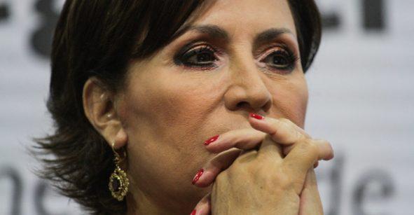 Rosario Robles pasará contingencia en área general de Santa Martha