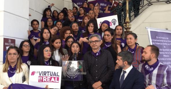 ¡Adiós a los packs! Aprueban la Ley Olimpia en CDMX que castigará la violencia digital