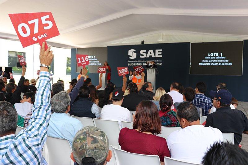 """Va hoy otro intento del SAE para vender casas del """"Chapo"""""""