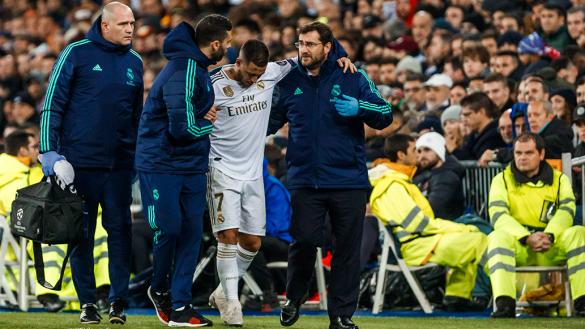 Hazard tampoco jugará la Supercopa de España