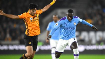 ¡Lo volvió a hacer! Ve el gol de Raúl Jiménez al Manchester City