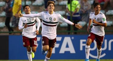 El gol mexicano que la FIFA incluyó entre los mejores del 2019