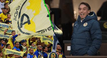 Revelan video de Azcárraga cantando con La Monumental tras perder la final