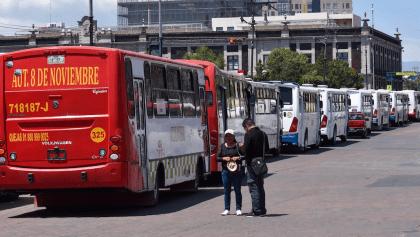 ¡Zas! Transportistas del Estado de México piden aumento en la tarifa de servicio