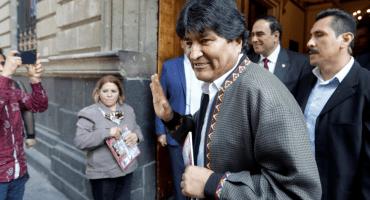 ¿Se veía venir? Evo Morales se apunta para elecciones en Bolivia
