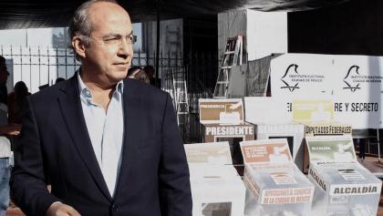Felipe Calderón supo de los movimientos de Genaro García Luna, acusa excomisario