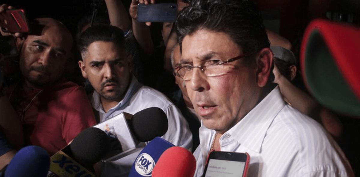 """""""No me voy a dejar"""": Fidel Kuri espera desafiliación de Veracruz"""