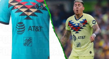 ¿Azul? Filtraron el tercer uniforme del América para el Clausura 2020