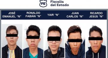 Arrestan a cinco pederastas en un motel de Guadalajara