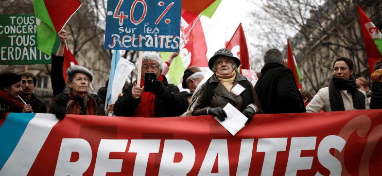 Francia-protesta-sistema-pensiones-macron