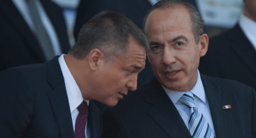 Justo en el cora: Felipe Calderón responde a la detención de Genaro García Luna