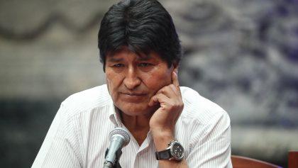 Orden de aprehensión contra Evo Morales se va a emitir en los próximos días
