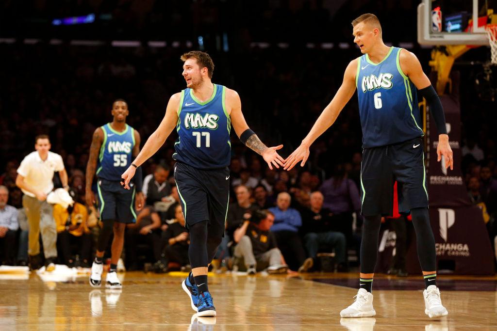 Luka Doncic: El Niño sublevado de la NBA