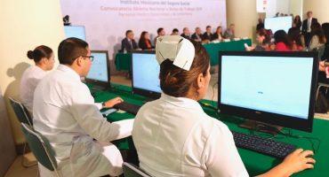 ¡Van! El IMSS abrió convocatoria para contratar 8 mil 700 médicos y enfermeras