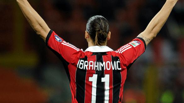 Ya dio el sí: Reportan que Ibrahimovic habría aceptado volver al Milan
