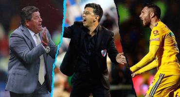 ¡Orgullo mexicano! Gignac, 'Piojo' y Vela entre lo mejor de América