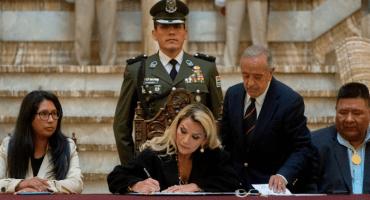 Gobierno de Bolivia expulsa a la embajadora de México por