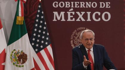 Va de nuez: Agentes de EUA no son inspectores, insiste Jesús Seade