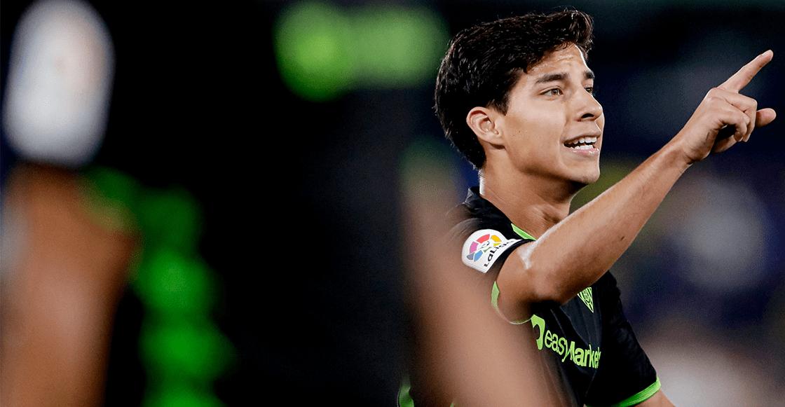 La Ligue 1 sería el próximo destino de Diego Lainez