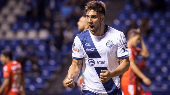 La despedida de Lucas Cavallini del Puebla tras fichar con Vancouver Whitecaps