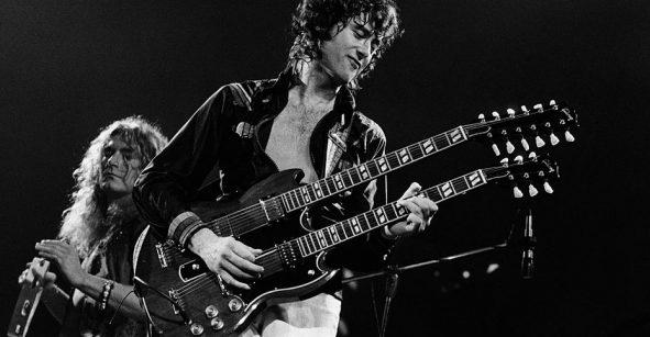 ¿Cuántos reconoces?: Guitarrista se rifa 50 riffs seguidos de Led Zeppelin