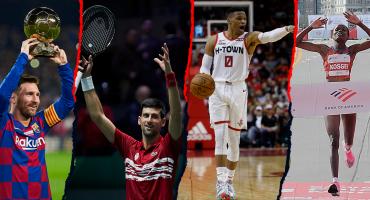 Los grandes récords deportivos que se rompieron en 2019