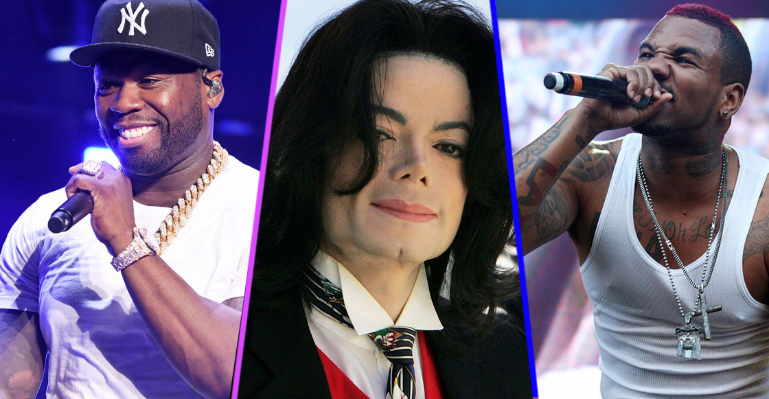 Amor y Paz: Michael Jackson intentó reconciliar a The Game y a 50 Cent en su momento