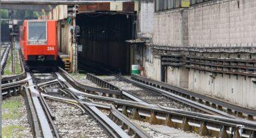 Detienen a sujeto por robo de cable en la Línea 5 del Metro CDMX