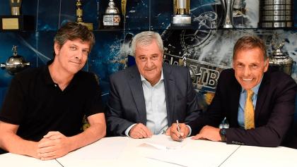 Boca Juniors anunció a Miguel Ángel Russo como su nuevo técnico