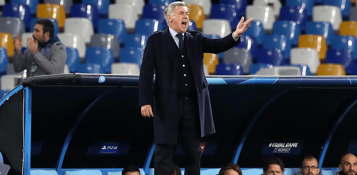 ¡Adiós 'Carletto'! Ancelotti dejó de ser técnico del Napoli
