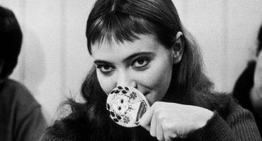 El cine está de luto: Murió Anna Karina, referente de la