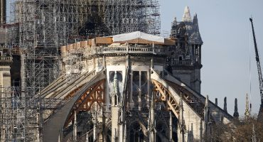 Como un volado: Existe un 50% de probabilidades de que Notre Dame no se salve