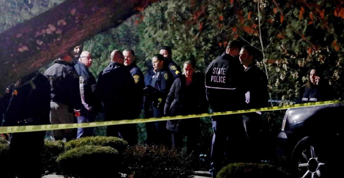 """Ataque """"terrorista"""" en la casa de un rabino en Nueva York deja cinco heridos"""