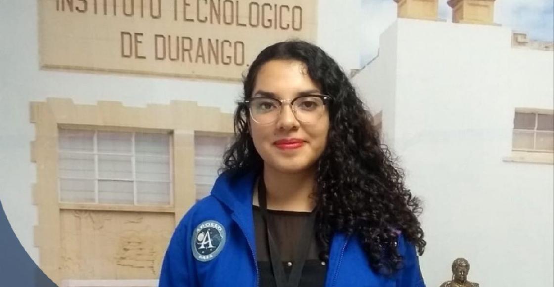 Conoce a Xóchitl, una estudiante mexicana que participa en un programa internacional de la NASA