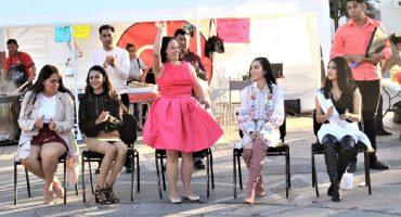 ¡Qué orgullo! Feria de Zacatecas nombra a su primera reina con Síndrome de Down