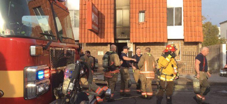 Incendio en las Vegas deja un lamentable saldo de seis muertos y varios heridos