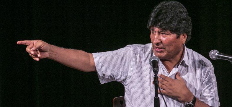 Candidato del MAS a la presidencia de Bolivia será anunciado el 29 de diciembre