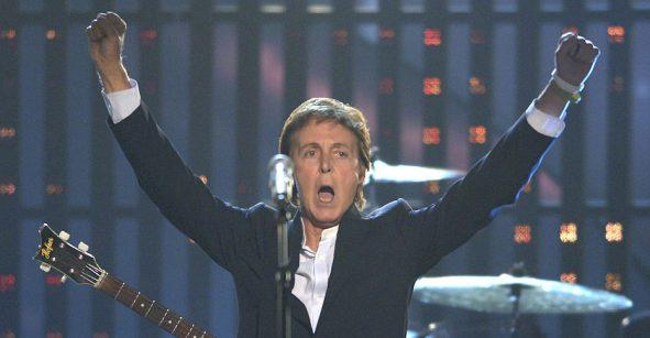 Paul McCartney grabó un disco de navidad... pero nunca lo compartirá