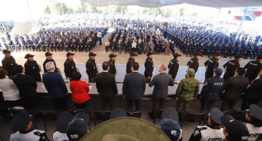 En medio de la crisis de inseguridad, policías de Guanajuato serán los mejor pagados en México