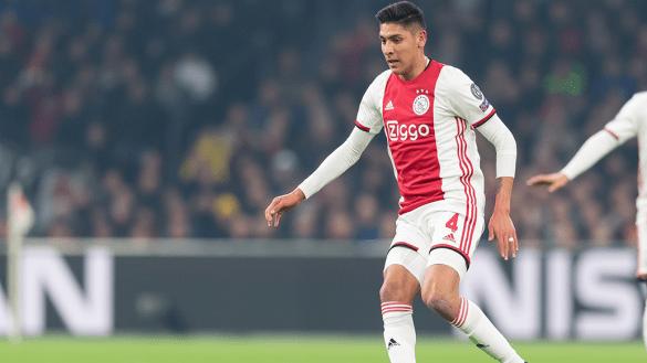 Prensa de Holanda destrozó a Edson Álvarez tras eliminación del Ajax