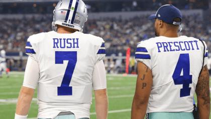 ¿Quién es Cooper Rush, el QB que jugaría con los Cowboys en lugar de Dak Prescott?