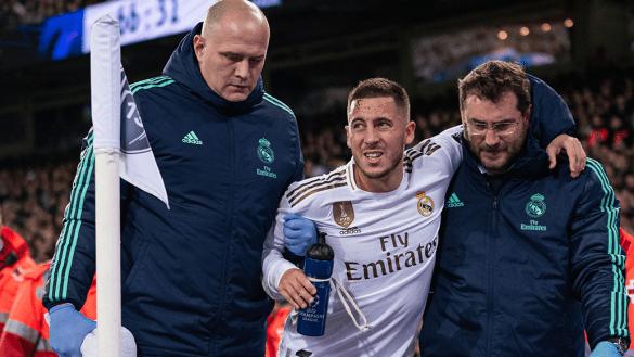 Adiós Clásico: Real Madrid confirmó lesión más grave de Eden Hazard