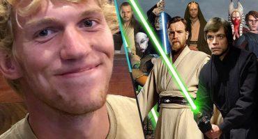 Respeto: ¡Fan de Star Wars que murió deteniendo un tiroteo es conmemorado como Maestro Jedi!