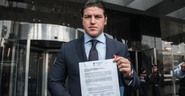 Asegura senador Samuel García que en el ISSSTE registran todo como influenza