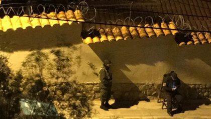 SRE sube reclamo a Bolivia: Denuncia hostigamiento e intimidación a embajada de México