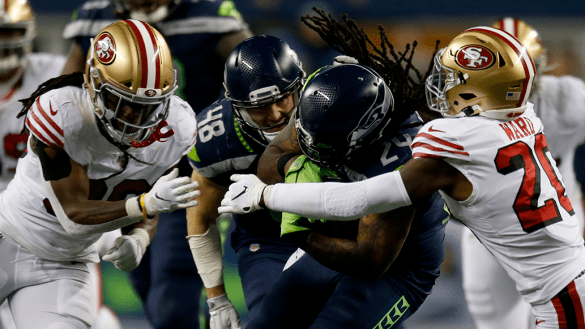 San Francisco amarra descanso en playoffs con triunfo en Seattle